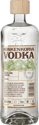 Koskenkorva Lemon Lime Yarrow