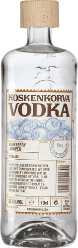 Koskenkorva Blueberry Juniper